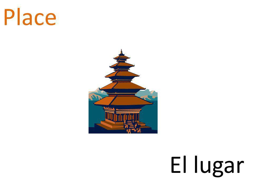 Place El lugar