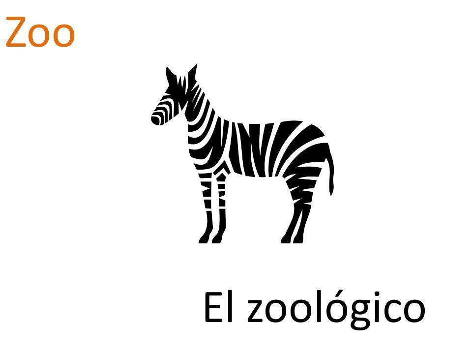 Zoo El zoológico