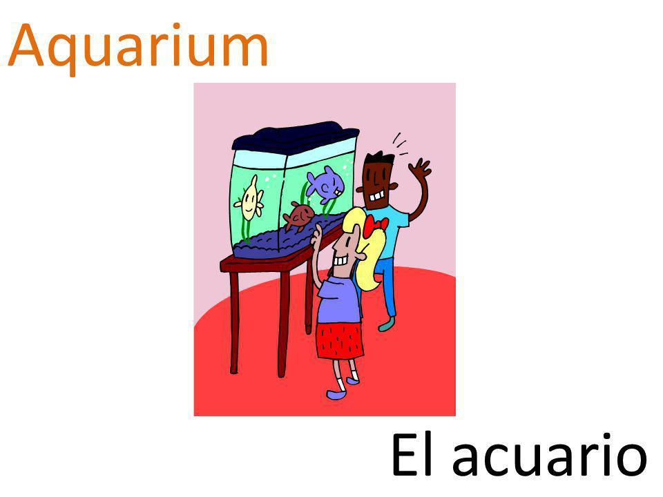 Aquarium El acuario