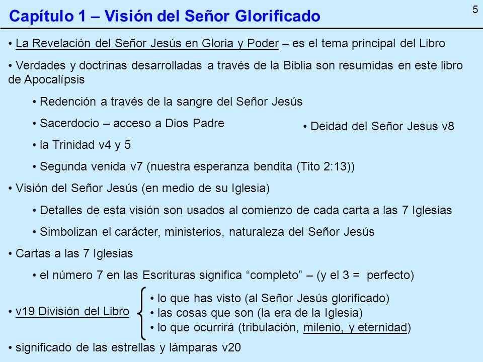 26 Capítulo 11 – Séptima Trompeta El Reino de nuestro Señor Jesús es anunciado El Templo de Dios en el cielo es abierto y el Arca del Pacto se mira Acceso a Dios (adoración) Esta es la Mitad de la Tribulación