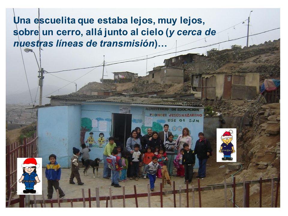 En donde los niños que por ahí vivían, tenían muchas ganas de estudiar, para ser grandes en la vida y tener un mejor futuro.