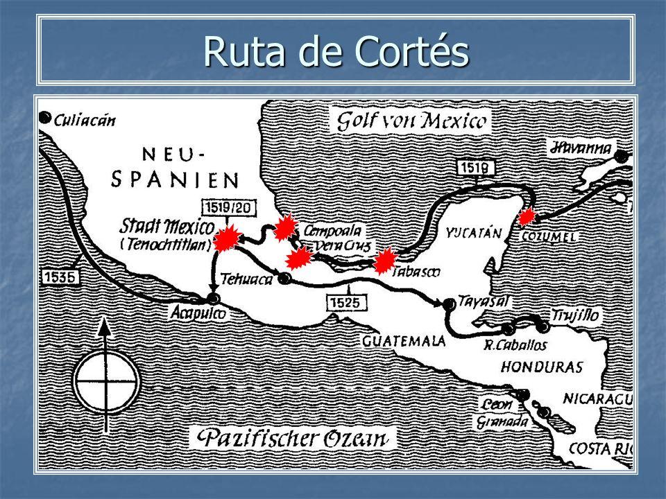 Ruta de Cortés