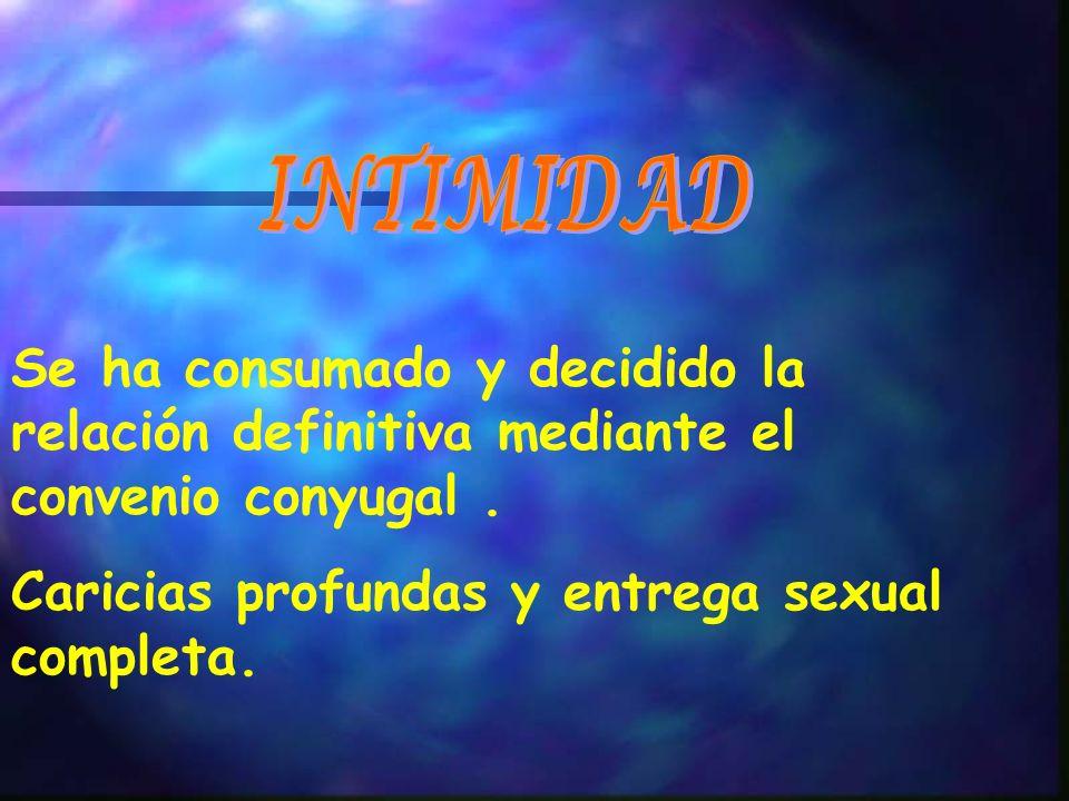 El amor real no tiene prisa, el amor verdadero es espiritualmente satisfactorio para la pareja y puede sobrevivir a la abstinencia sexual.