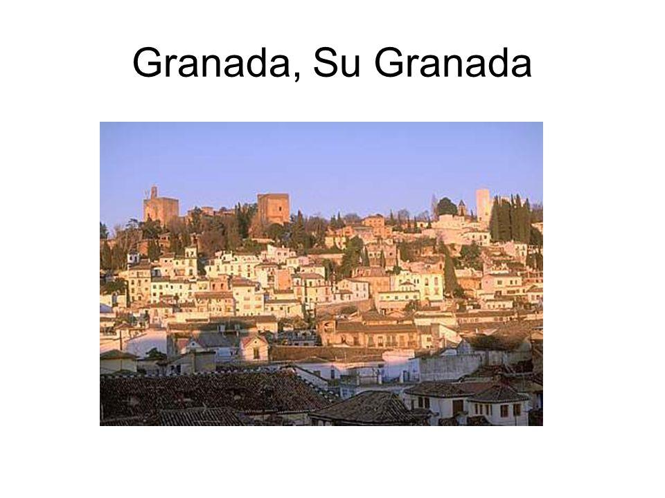 Granada, Su Granada