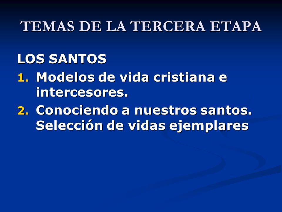 SIGNO DE LA TERCERA ETAPA Imagen: Jesús Pan de Vida (Cristo de Pablo VI) Imagen: Jesús Pan de Vida (Cristo de Pablo VI)
