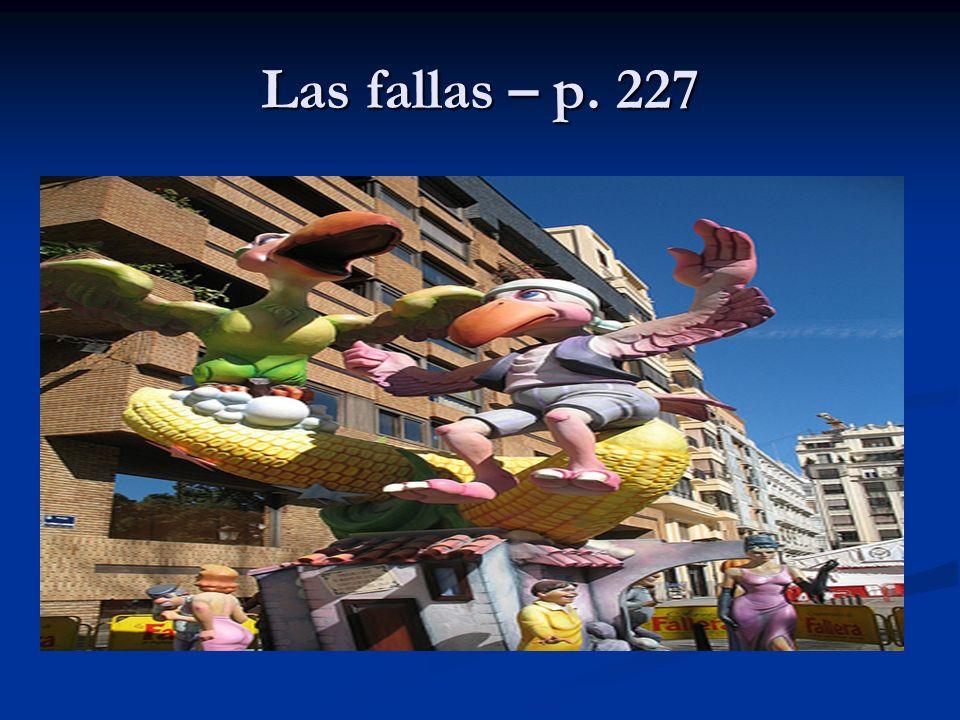 Las fallas – p. 227