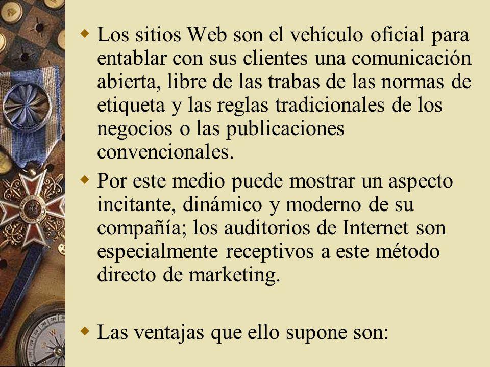 Adaptación de la imagen corporativa El marketing tradicional pone especial interés en mantener una imagen corporativa fuerte y consistente para no confundir a la clientela.