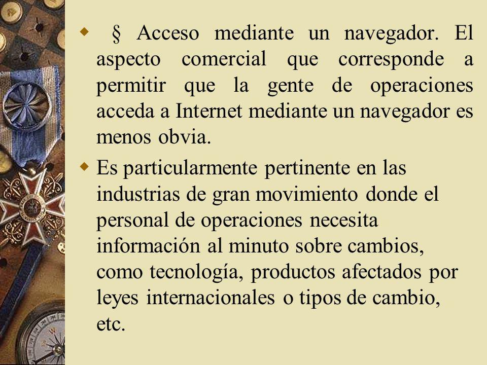En el caso de las compañías de asesoría, hay un vínculo más claro entre el potencial de Internet y las operaciones de sus negocios, porque la asesoría