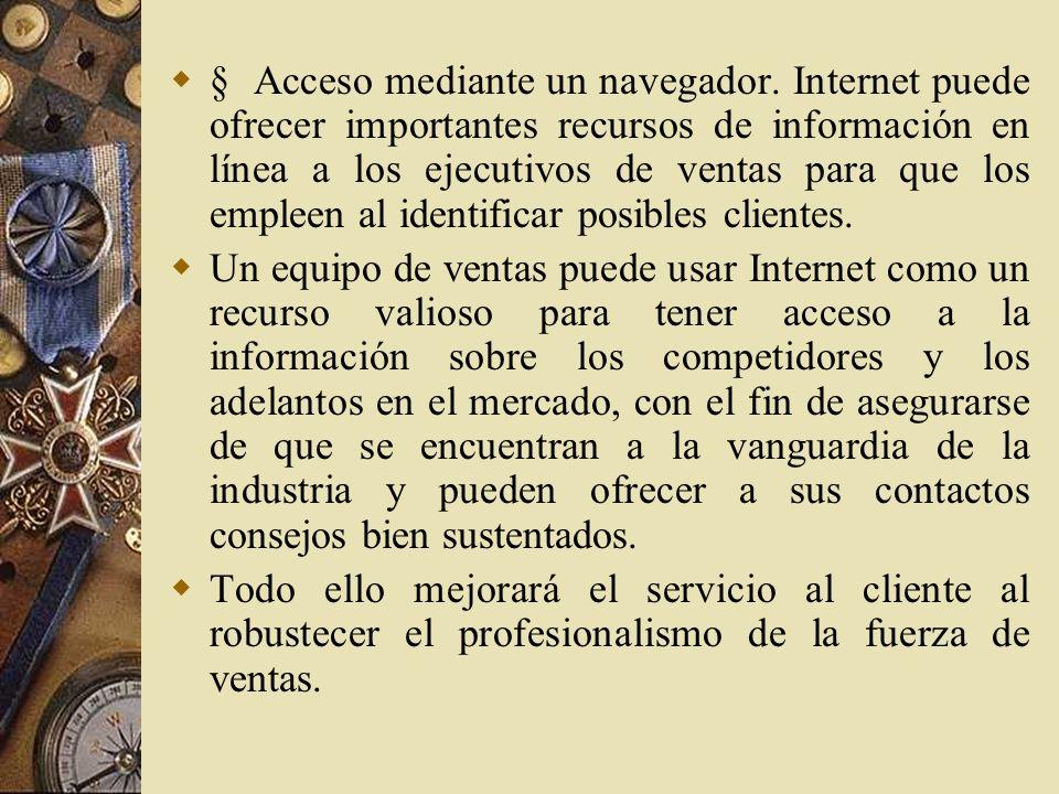 Ventas y marketing Correo electrónico.