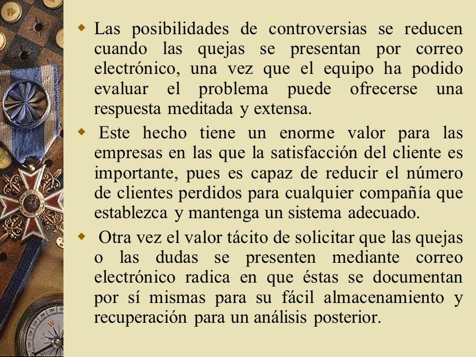 Servicio Correo electrónico.