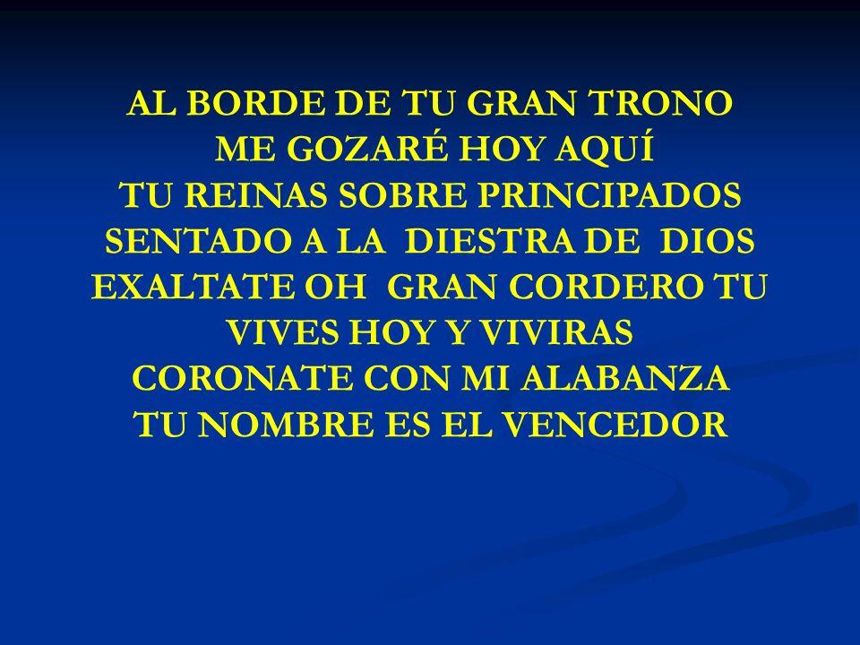 DIOS HEMOS VENIDO HOY //DIOS HEMOS VENIDO HOY PARA ADORARTE Y RENDIRNOS PARA HONRARTE Y DEMOSTRARTELO ASI// LEVANTANDO DIOS NUESTRAS MANOS HOY ELEVANDO HOY NUESTRAS VOCES SEÑOR TE ENTREGAMOS TODO A TI POR AMOR PARA HONRARTE Y DARTE ADORACION PADRE RECIBE LA GLORIA PADRE RECIBE NUESTRO AMOR SOLO TU ERES DIGNO CRISTO DE RECIBIR ADORACION DE RECIBIR TODA LA ADORACION