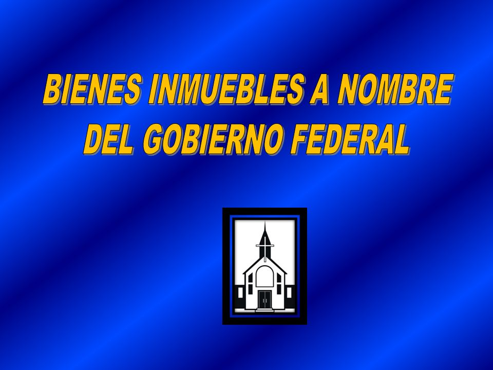 ____________________I__________________ ENERO 1992 Propiedad federal