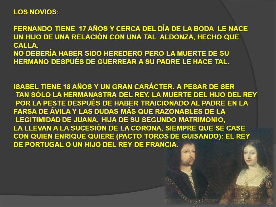 CANDIDATOS PACTO TOROS DE GUISANDO