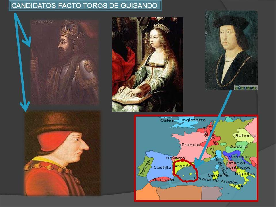 LA CEREMONIA: LA BODA SE LLEVA A CABO EL 18 DE OCTUBRE DE 1469 EN EL PALACIO PARTICULAR DE JUAN DE VIVERO EN VALLADOLID.