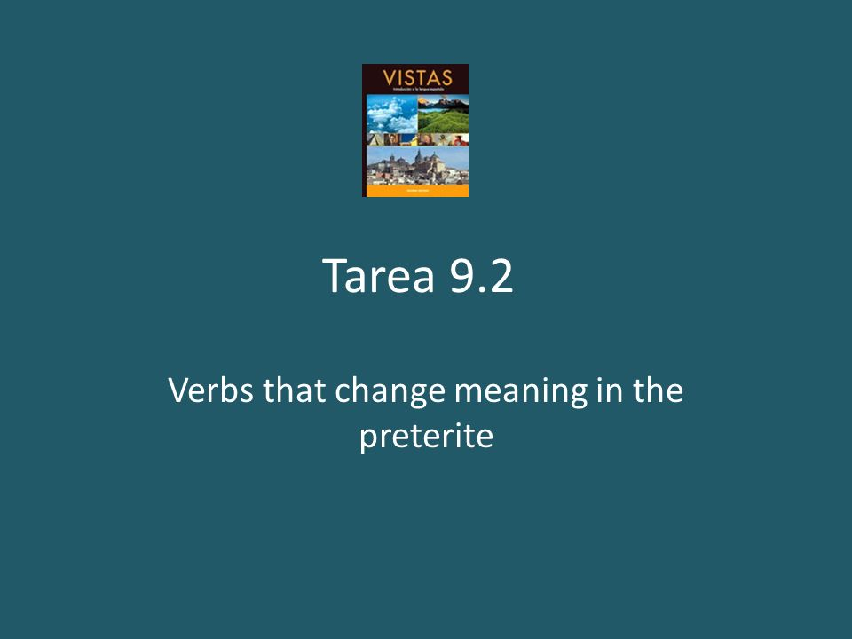 1 Completar Complete these sentences with the preterite tense of the verbs in parentheses.