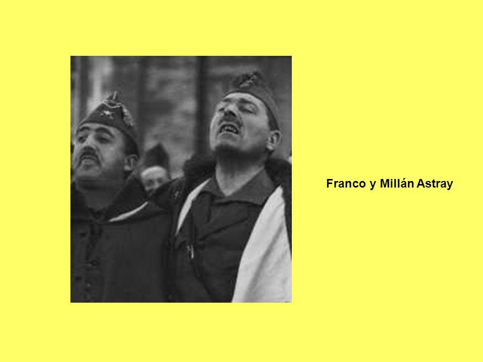 Franco y Millán Astray
