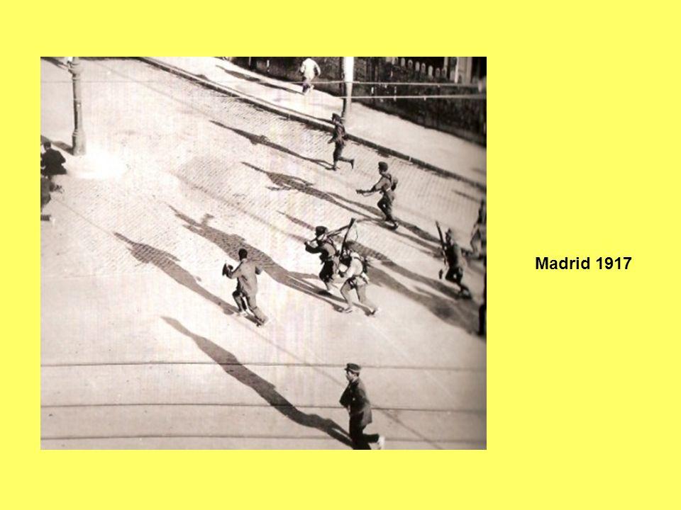 Madrid 1917