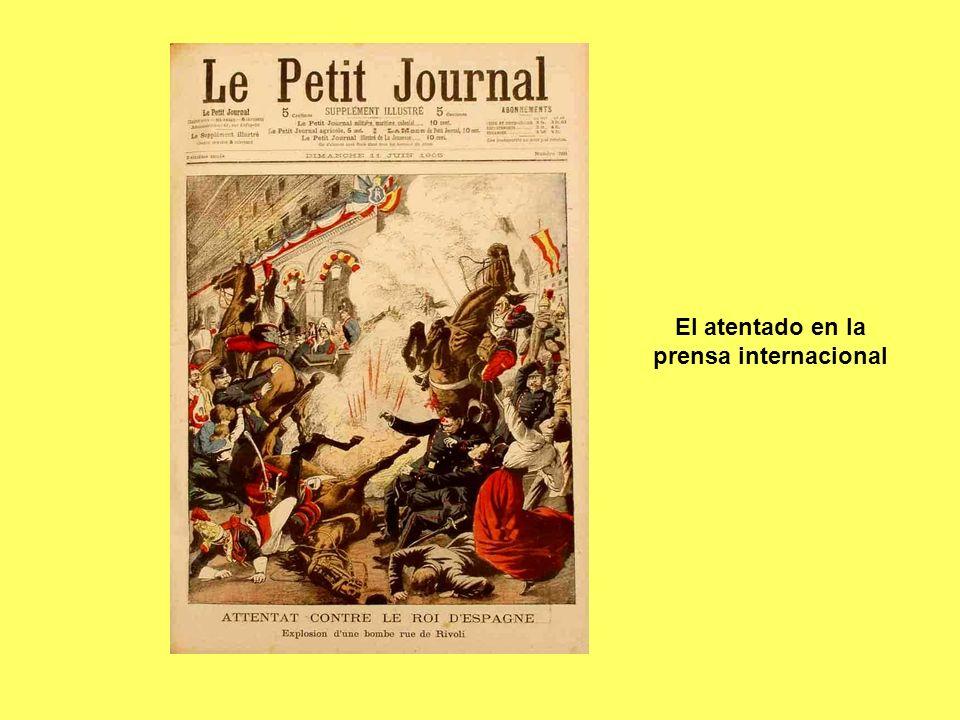 El dictador Primo de Rivera tras presentar su dimisión al Rey