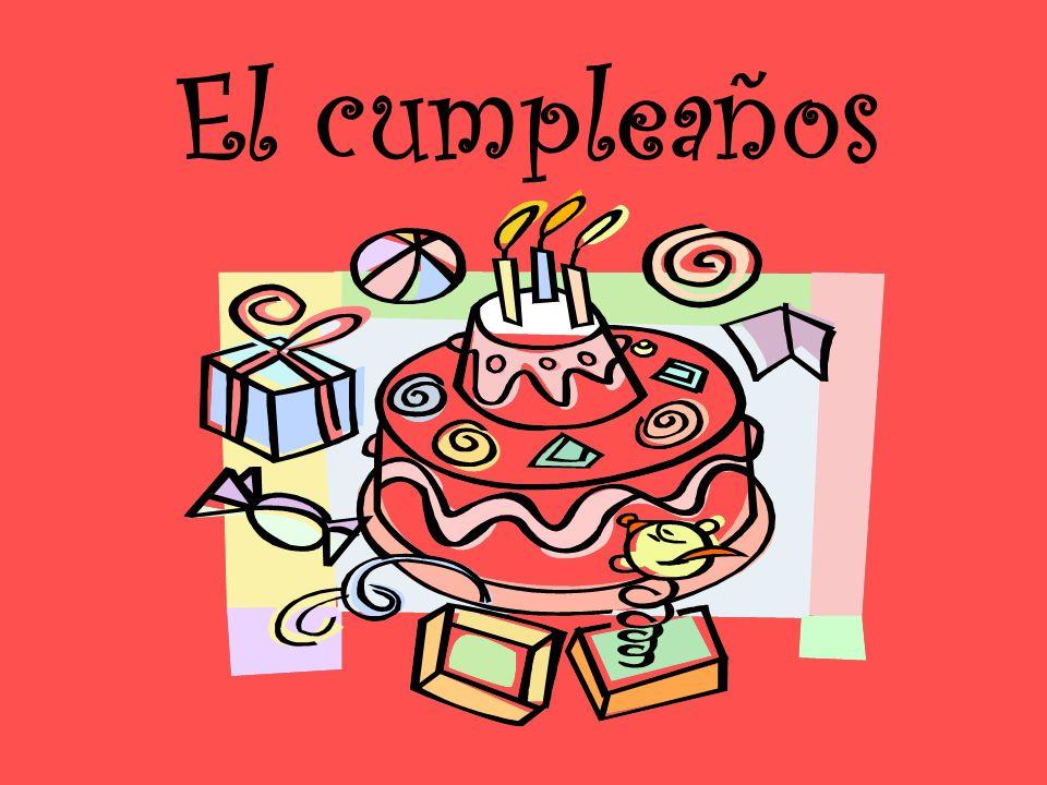 El cumpleaños