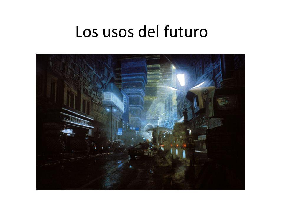 Los usos del futuro