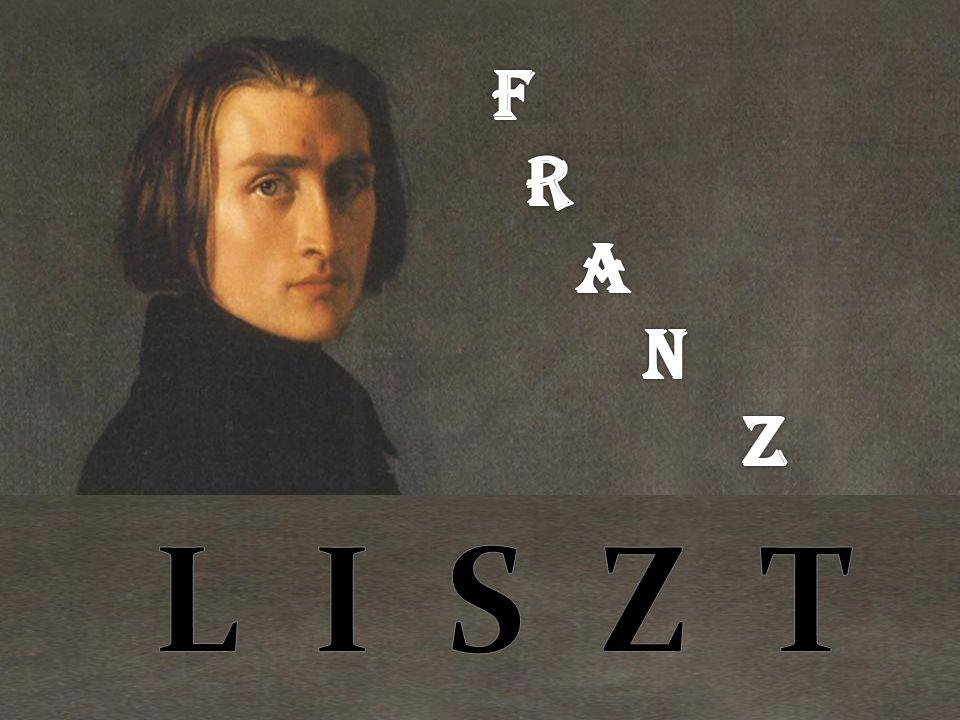 Desde 1835 Liszt se dejo cautivar por paisajes.Años de peregrinación.