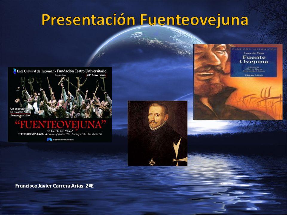 Francisco Javier Carrera Arias 2ºE