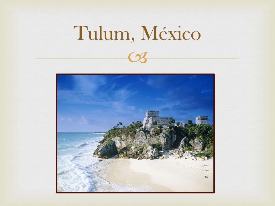 Tulum, México