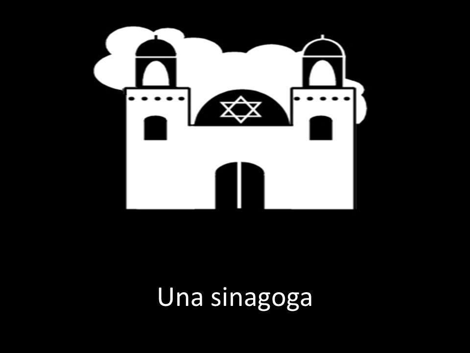 Una sinagoga