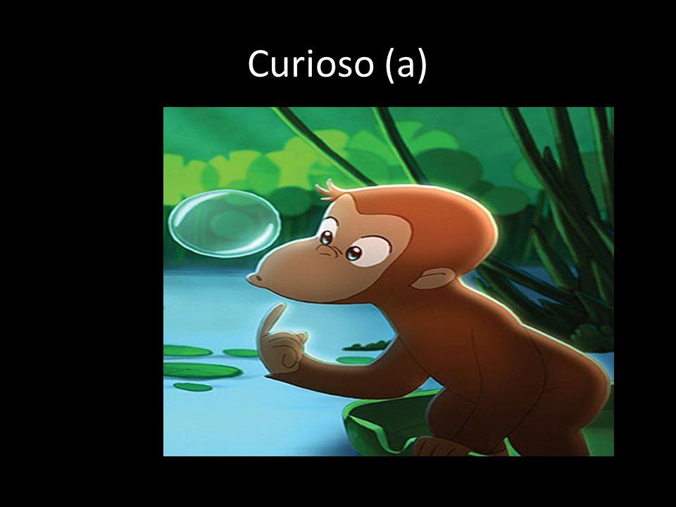 Curioso (a)