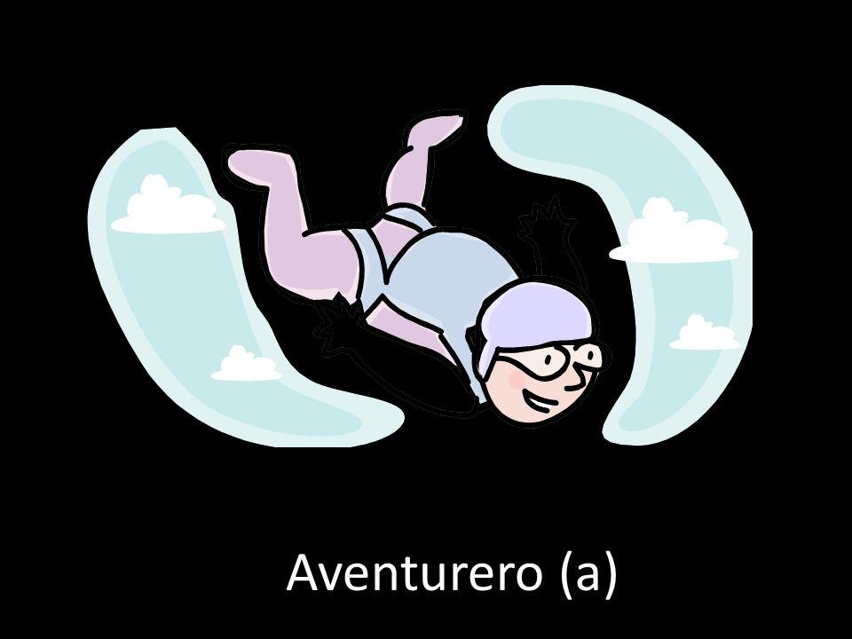 Aventurero (a)