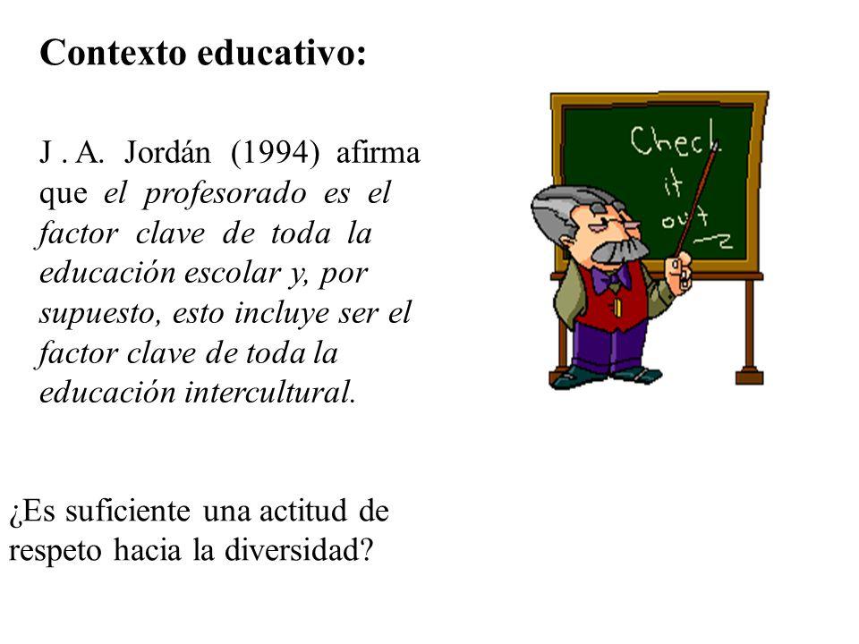 Contexto educativo Lovelace (1995) señala que la institución educativa es un elemento clave de la sociedad y, por lo tanto, tiene que abordar el compr