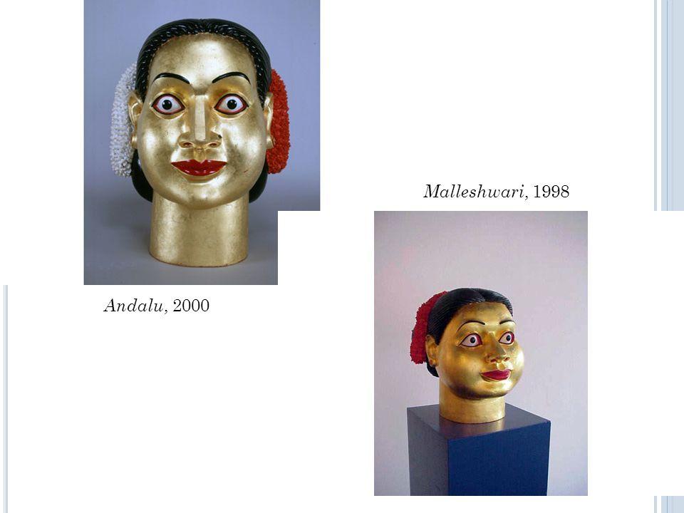 Andalu, 2000 Malleshwari, 1998