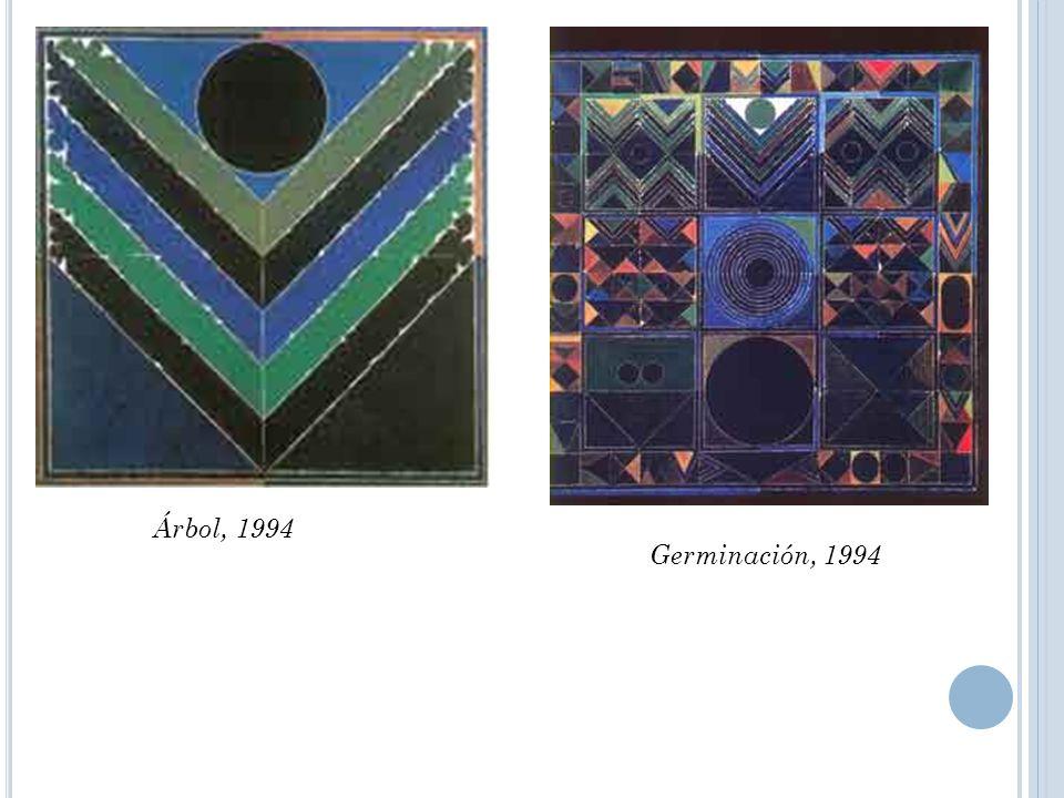 Árbol, 1994 Germinación, 1994