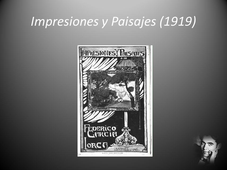 Federico García Lorca was a famous poet from Spain.