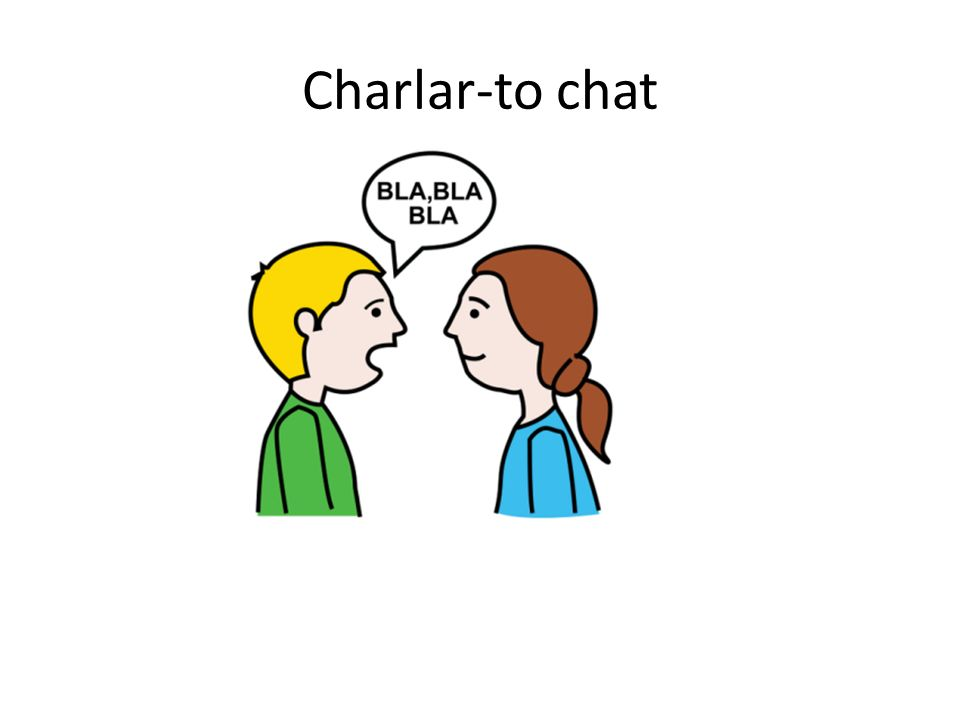 Charlar-to chat