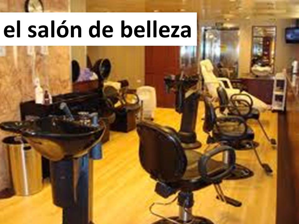 el salón de belleza