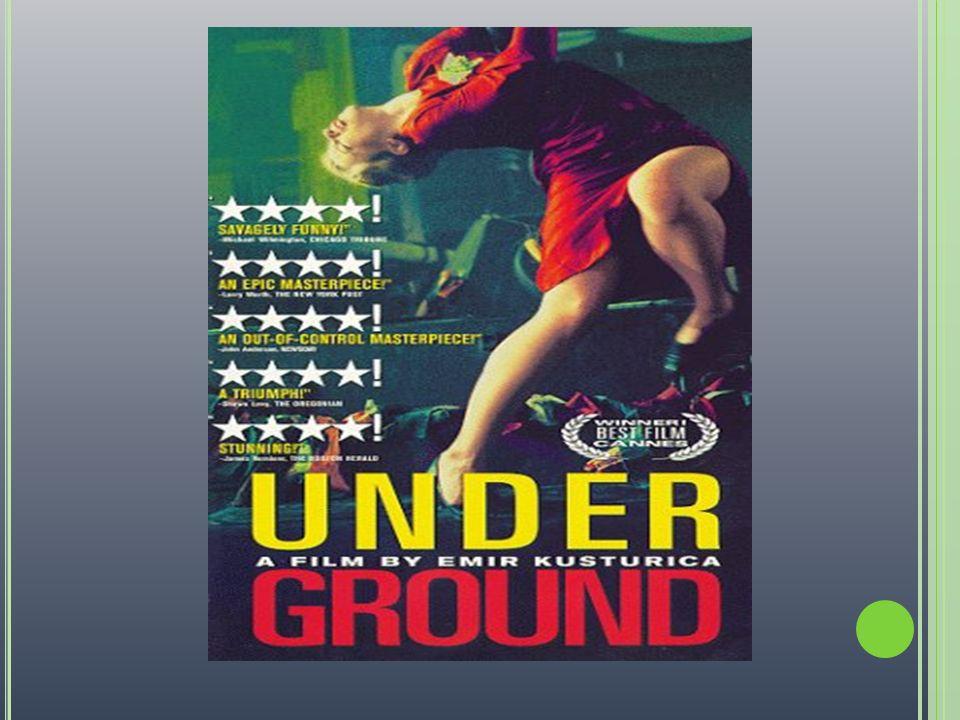 La película fue estrenada en 1995 en el festival de Cannes, fue Galardonada a mejor film y gano la palma de oro, también fue nominada al Oscar como mejor película extranjera