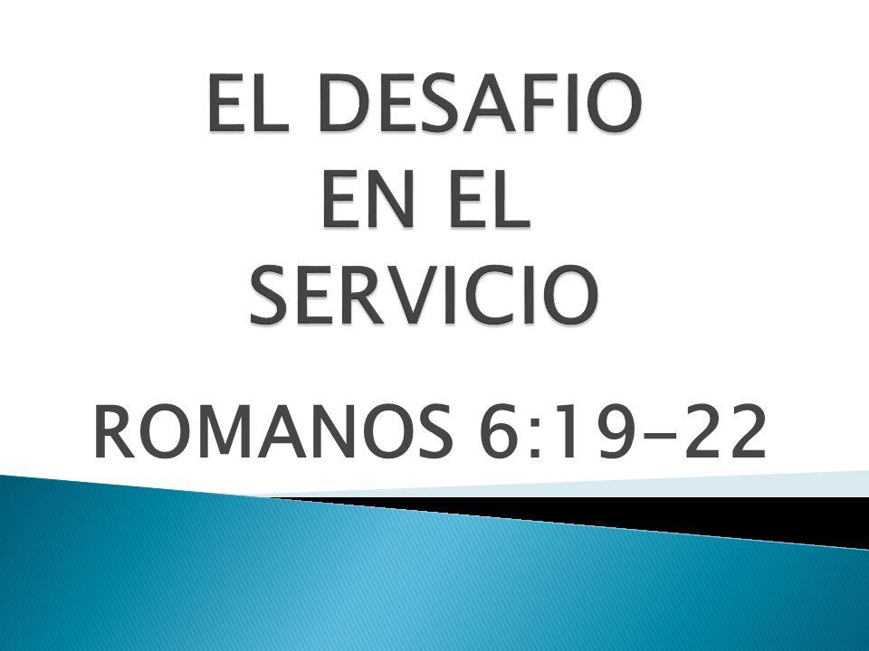 ROMANOS 6:19-22