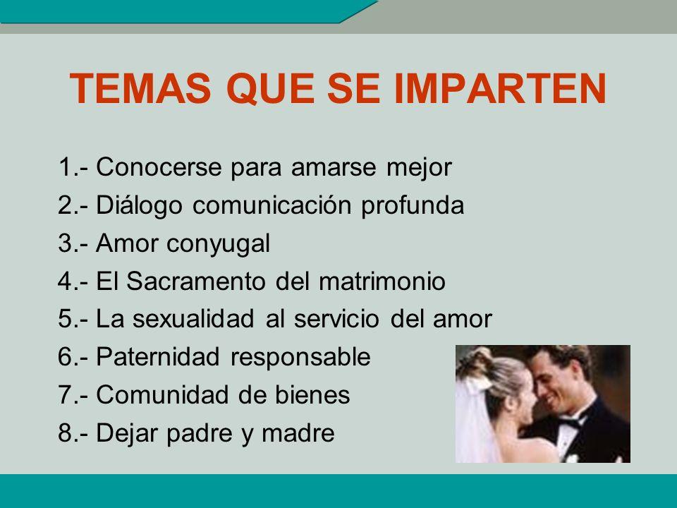 DIPLOMADO EN PREMATRIMONIAL Es un curso para parejas de Novios pr ó ximas a casarse, que ya tienen fecha de Boda. Con duraci ó n de 2 meses y medio ap