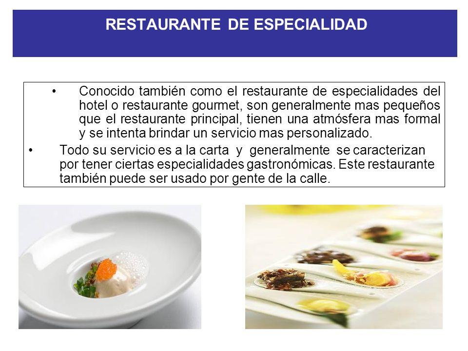 CONSUMO DENTRO DE LOS HOTELES Según estadísticas 2/3 de las ventas de comidas y bebidas de un hotel provienen de las personas no están alojadas en el