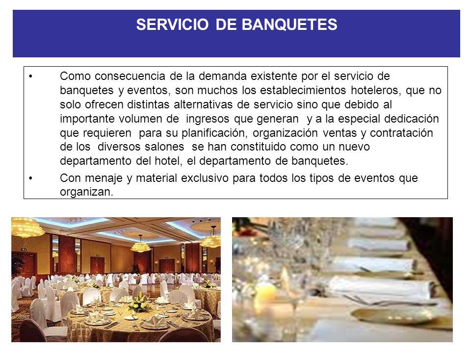 RESTAURANTE DE ESPECIALIDAD Conocido también como el restaurante de especialidades del hotel o restaurante gourmet, son generalmente mas pequeños que