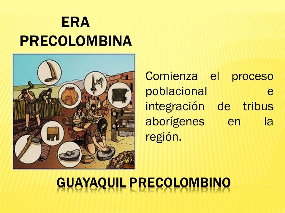 HISTORIA DE GUAYAQUIL El territorio guayaquileño, al igual que su provincia y región, ha sufrido importantes cambios con lo cual se puede clasificar s