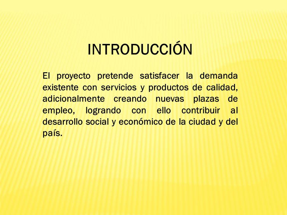 MISIÓN.- Desarrollar un servicio de calidad con productos de calidad que satisfagan los requerimientos alimentarios y de esparcimiento de la comunidad de Guayaquil con un equipo competente y capacitado.