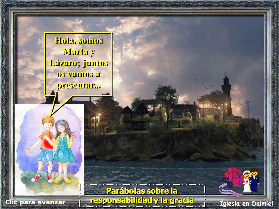 Clic para avanzar Iglesia en Daimiel El banquete de bodas ¡Hasta la próxima.