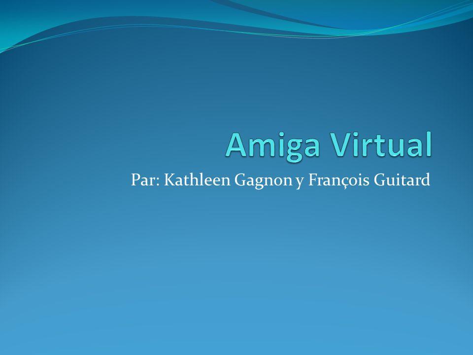 Par: Kathleen Gagnon y François Guitard