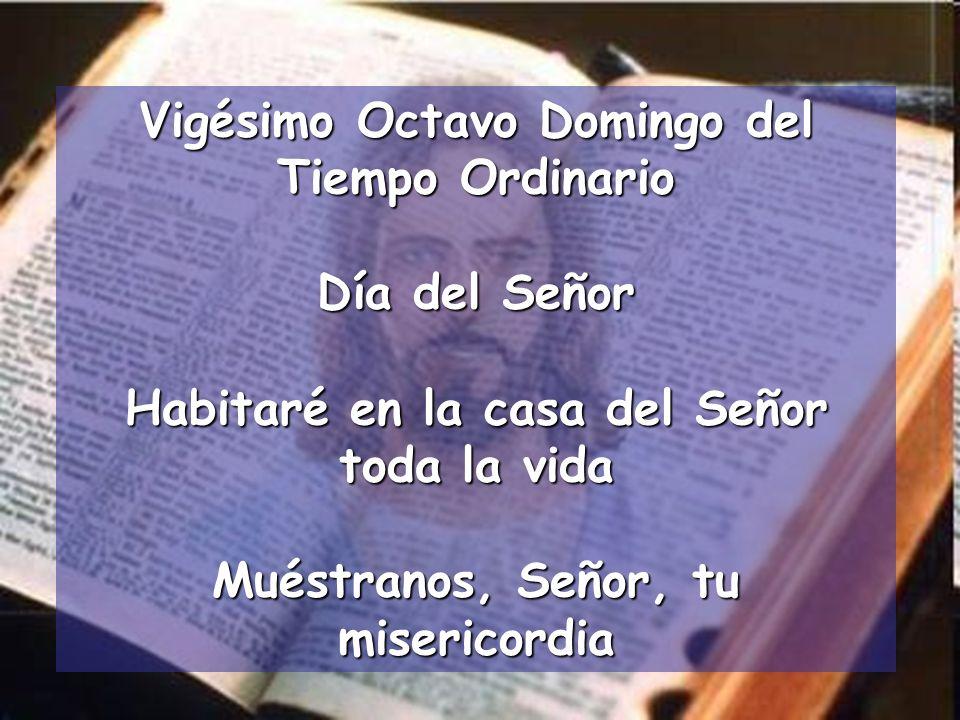 Lectura del Santo Evangelio según san Mateo (22, 1-14) Gloria a ti, Señor.