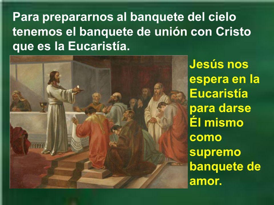 Aquel día, el Señor de los ejércitos preparará para todos los pueblos, en este monte, un festín de manjares suculentos, un festín de vinos de solera;