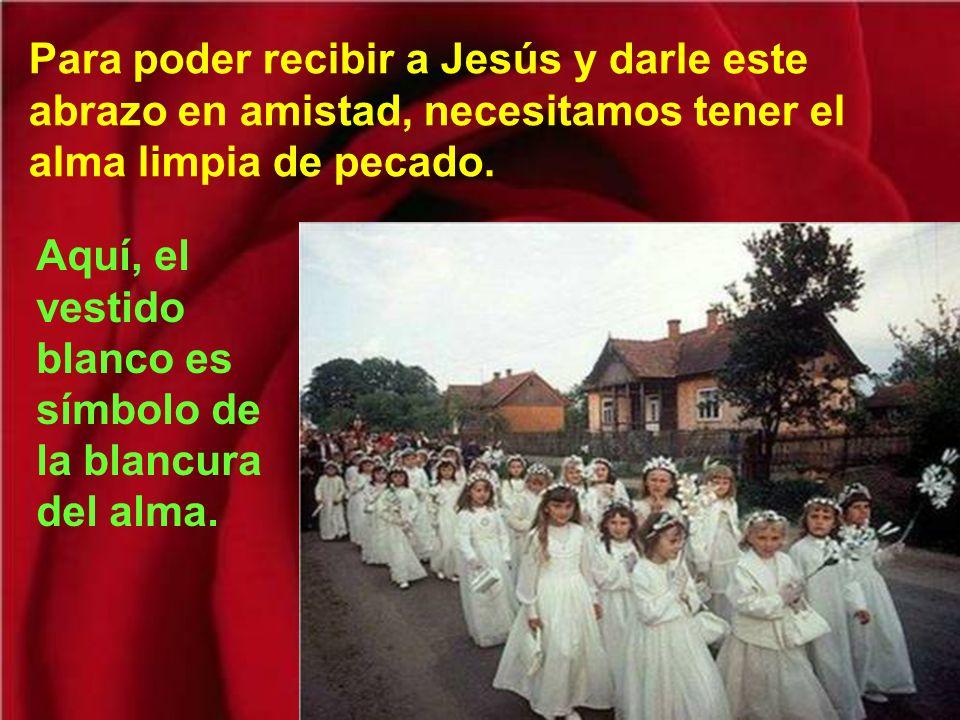 Se necesita mucha fe para ver que la Eucaristía es una fiesta. Por eso hay tantos que ponen excusas para no asistir: ocupaciones materiales, sus negoc