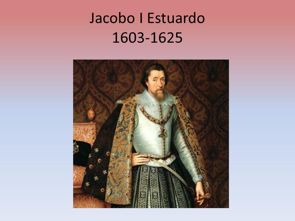 Jacobo I Estuardo 1603-1625
