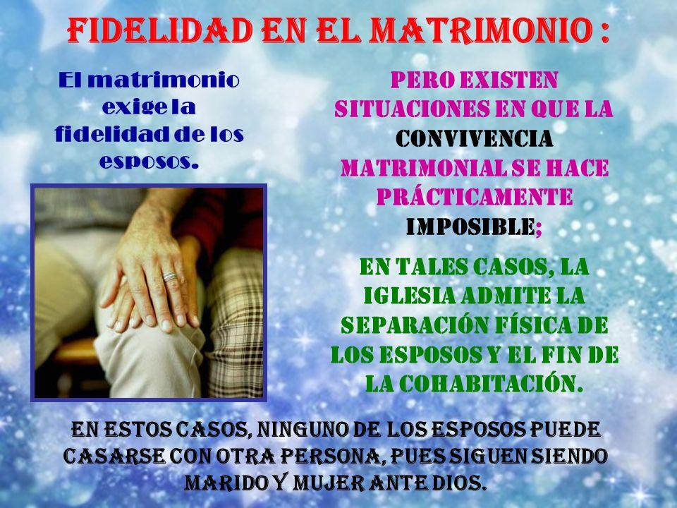 NULIDAD E INDISOLUBILIDAD DEL MATRIMONIO : La Iglesia no puede anular un matrimonio válido, pues es indisoluble (¿rato y no consumado?). En todo caso,